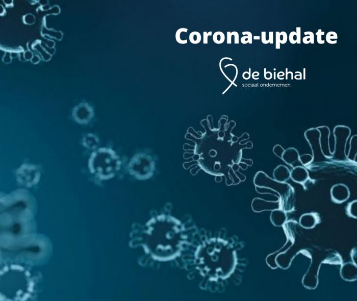 Corona situatie vanaf 02/11