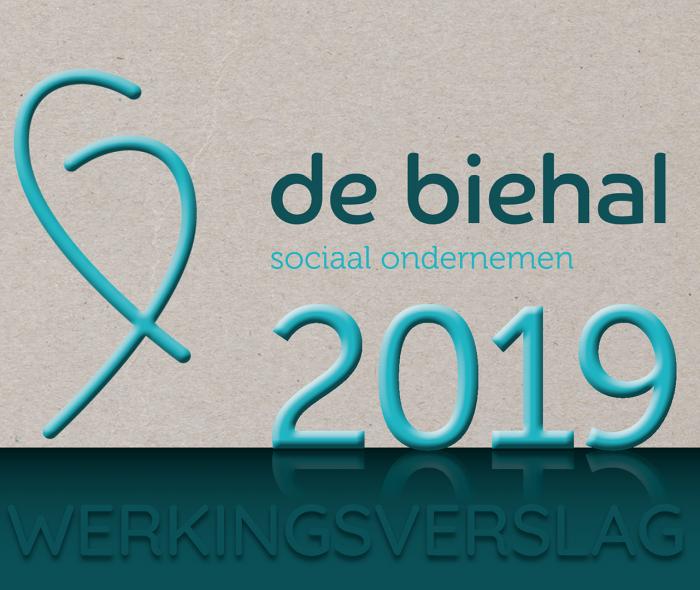 Werkingsverslag 2019 de Biehal