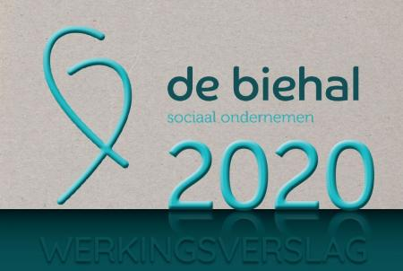 Werkingsverslag 2020 vzw de Biehal