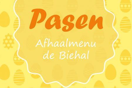 Paasmenu de Biehal