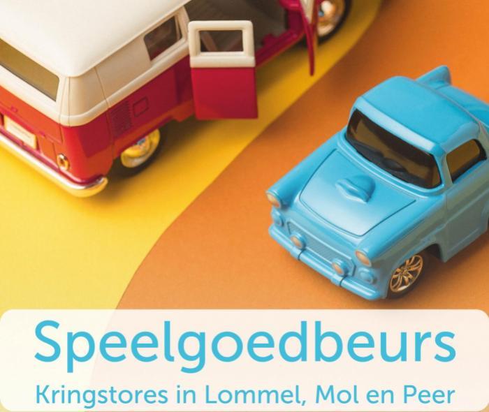 Speelgoedbeurs de Biehal Kringstores